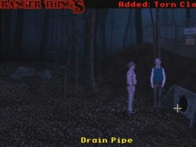 <i>Stranger Things</i> Game Petualangan, Persembahan Tepat
