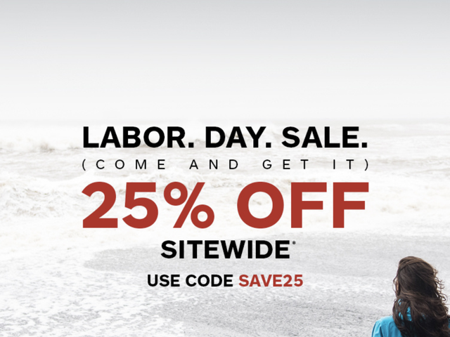 Go Forth and Camp With Marmot's 25% Off Labor Day Sale