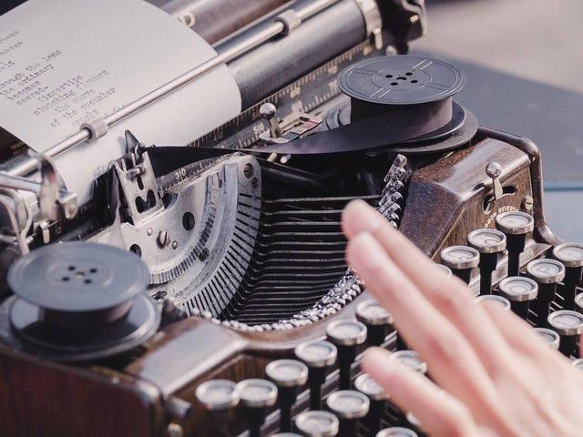 ¿Cómo aprendiste a escribir?