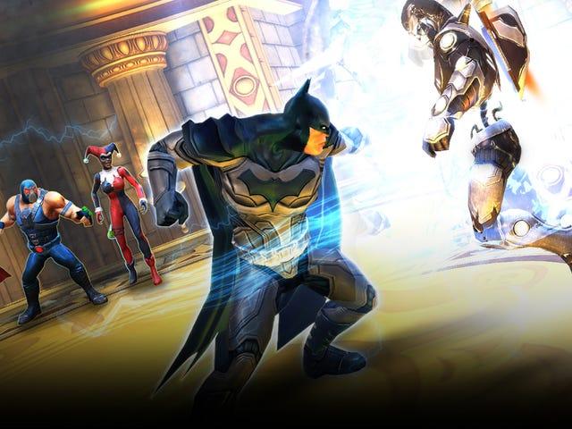 Υπάρχει ένα DC Comics RPG που έρχεται έξω τον επόμενο μήνα