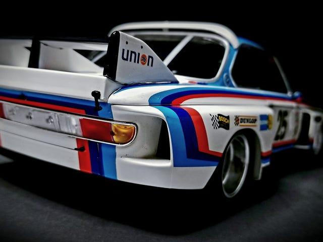LALD Car Week 1970-х годов: 1975 IMSA BMW 3.5 CSL