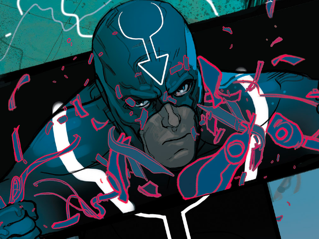 The Terrible Inhumans TV Show Aside, Marvel's Black Bolt Has Never Been More Interesting