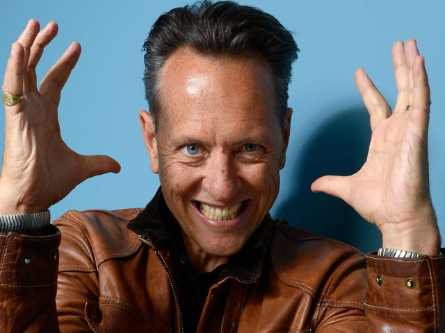 Richard E. Grant to mentor a young drag queen in Fox's Everybody's Talking About Jamie