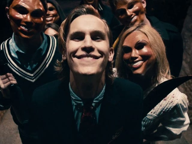 The Purge TV Series Producer Shares Just How Much Purging We Can Expect