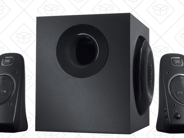 One Of Your Favorite Speaker Systems Is Just $100 Today