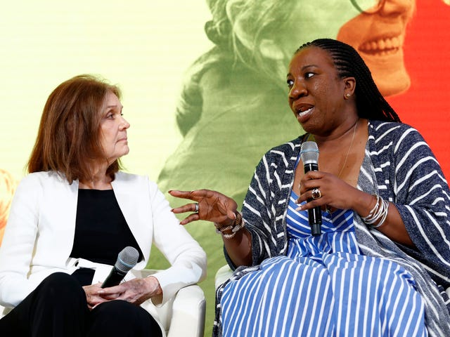 Greatest American Shero: Tarana Burke Takes on Cannes and the Ad Industry Alongside Gloria Steinem