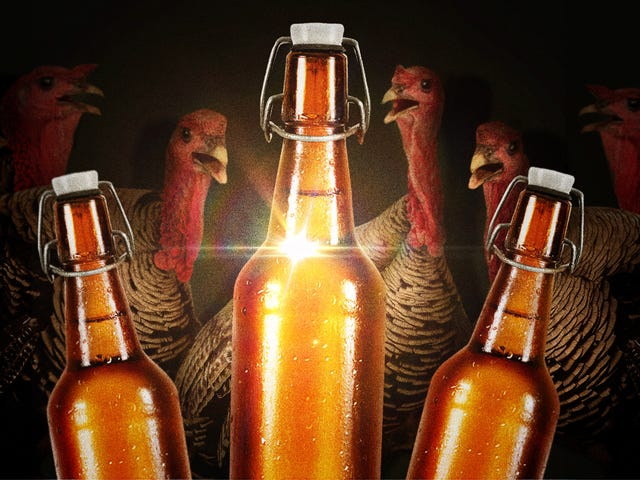 Bring all your mixed-fermentation beers to Thanksgiving