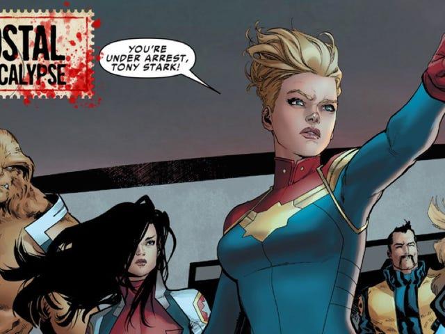 Hvordan <i>Civil War II</i> slått kaptein, Marvel Into Supervillain