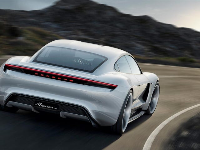 Porsche Won't Offer Free Fast Charging For Its Mission E Owners