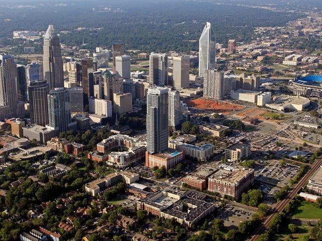 Ransomware Shut Down a Whole North Carolina County