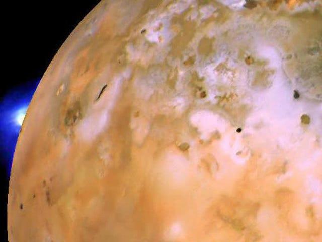 Gunung Berapi Terbesar di Bulan Iup Jupiter Io Mungkin Terjejas pada Any Moment