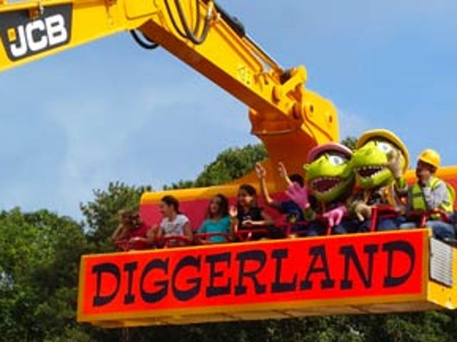 Epic Diggerland daytrip....done