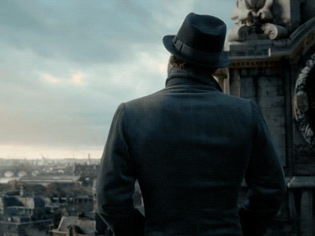 Dumbledore regresa en el primer tráiler de Fantastic Beasts: The Crimes of Grindelwald