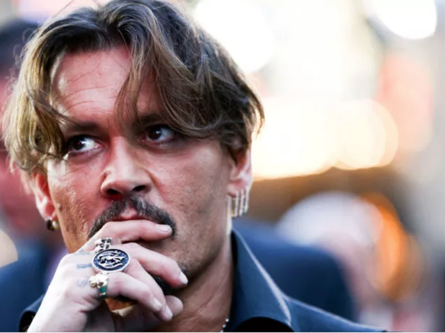 Johnny Depp Isn't Doing So Great Actually