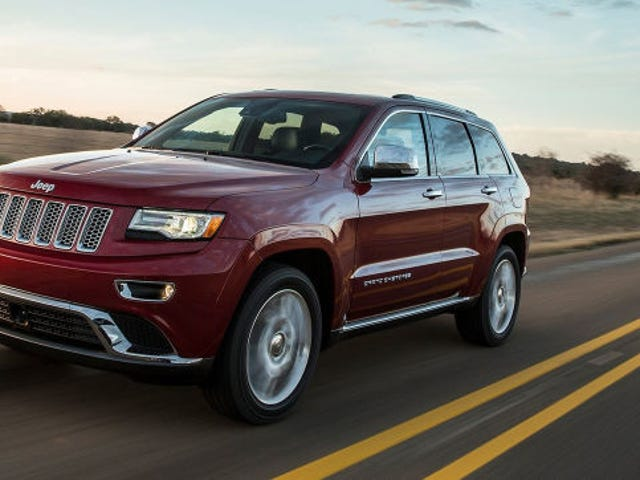 The U.S. Government Suspected Fiat Chrysler Of Diesel Cheating As Early As 2015 (Updated)