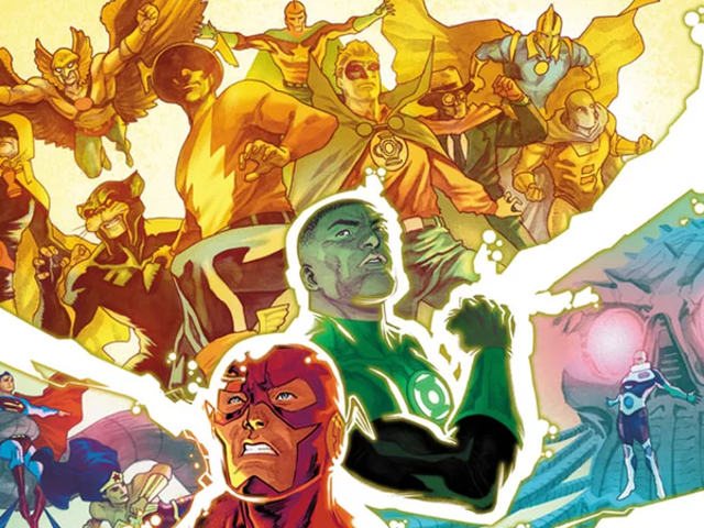 The Justice Society of America Is Coming Back to Help Beat Up Lex Luthor
