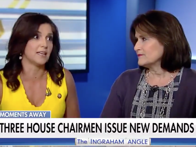 Fox Idiota Claims Black People Told Her Child Detention Centers Were Better Than Public Housing