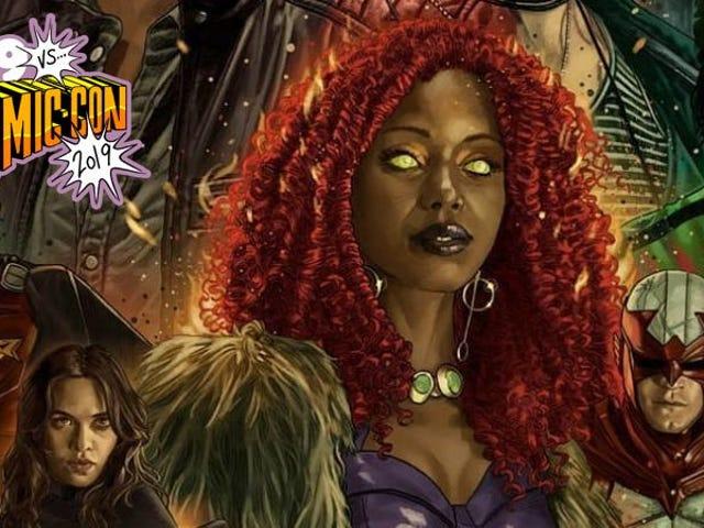 Титаны сезона 2 Вселенной DC обещают больше героев, новые костюмы и бат-папу