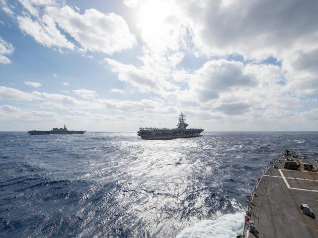 Navy Ops: Ships At Sea
