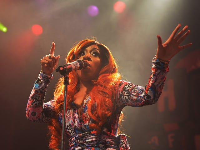 K. Michelle's New Album Is Basically The Shade Room: The Musical