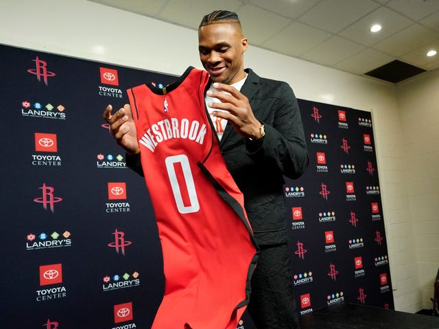 Russell Westbrook Restructured His Contract To Give Tilman Fertitta Some Money