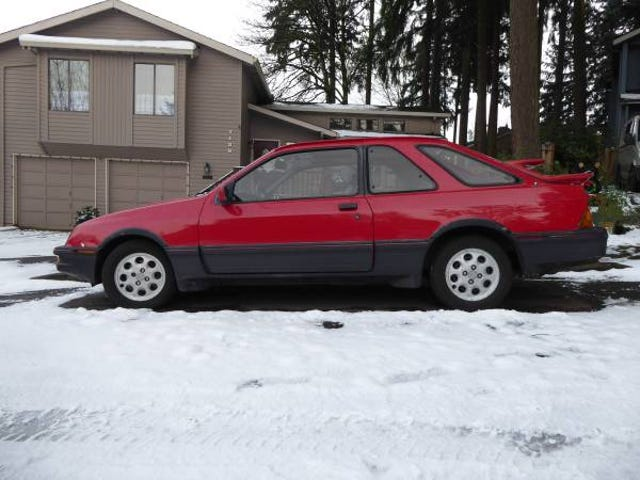 Portland oppos - MANUAL XR4Ti FOR $500
