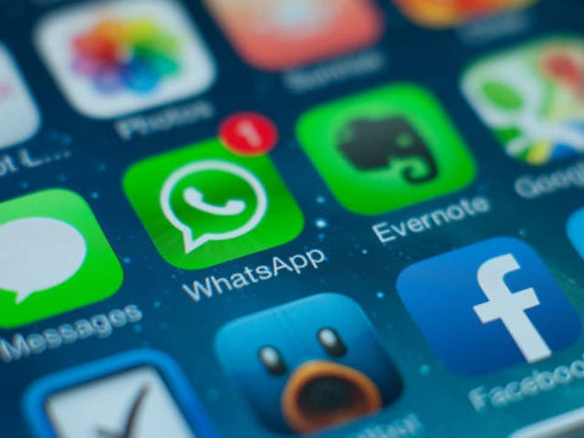 4 de las 5 aplicaciones más descargadas en el mundo pertenecen a Facebook