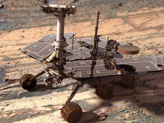 El rover Opportunity de la NASA ya tiene más de 5.000 días en Marte (y solo iba a durar 90)