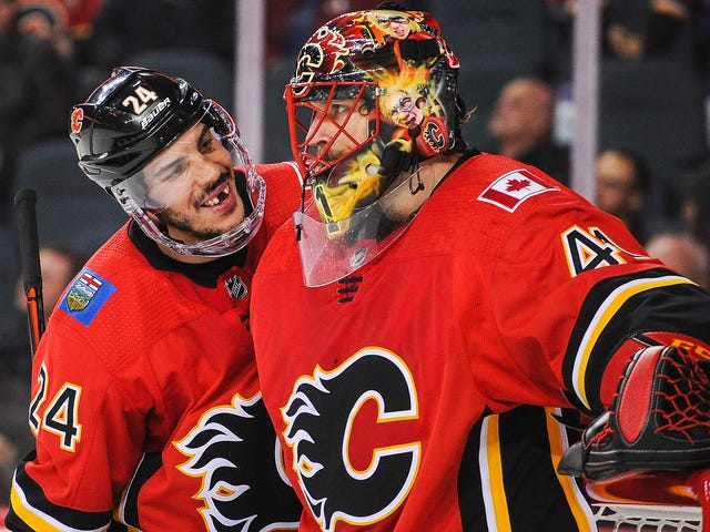 The Flames Can't Keep Winning Like This, But It's Going To Be Fun To Watch Them Try