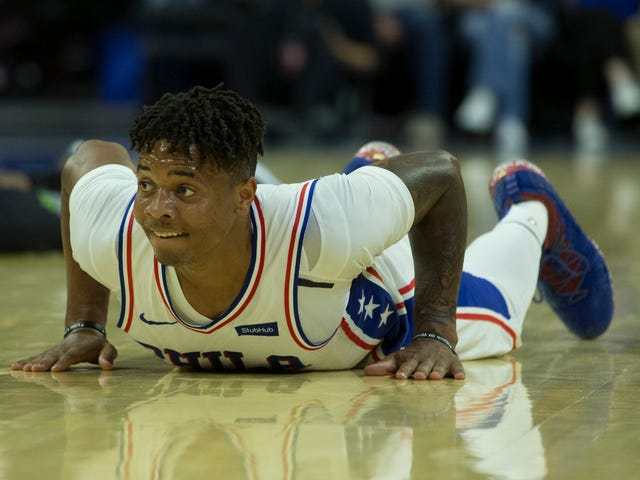 Markelle Fultz Is A Deranged Weirdo Who Doesn't Know How To Use His Limbs