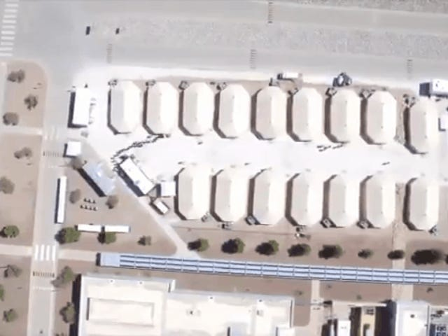Journalists Start Using Drones to View Immigrant Detention Camps After Government Blocks Entry