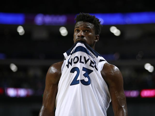 Report: Jimmy Butler Wants Out Of Minnesota [Update]