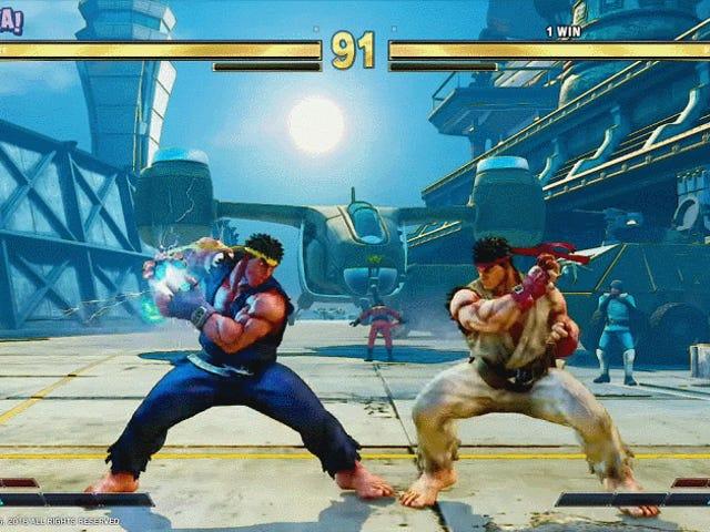 Bertemakan <i>Street Fighter V</i> Match Sangat Dihiburkan