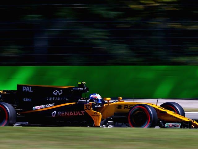 El equipo de Renault acaba de contratar los planes confidenciales de cada uno de los integrantes del equipo de F1.