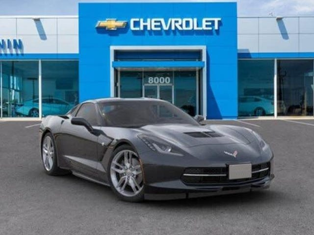 It's Really Easy To Find C7 Corvettes For $10,000 Off