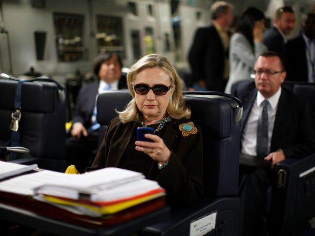 Por qué el correo electrónico de Homebrew de Hillary Clinton es una pesadilla política