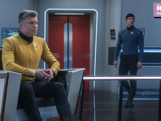 Anson Mount and Ethan Peck Look Back on Their Star Trek Tour of Duty