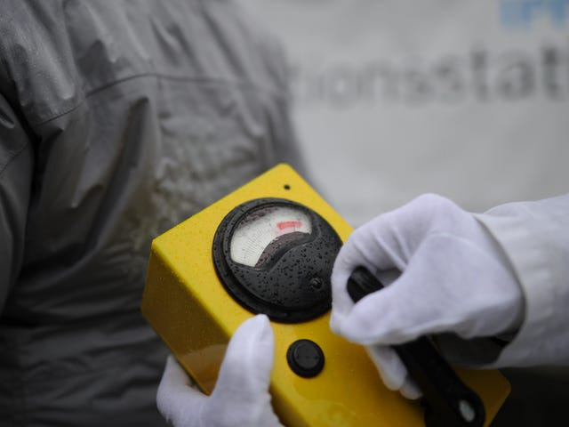 Ρώσοι Υπουργοί Υγείας κατηγόρησαν «καβουριών Φουκουσίμα» για το έκθεμα Cesium-137 μετά από μυστηριώδες ατύχημα