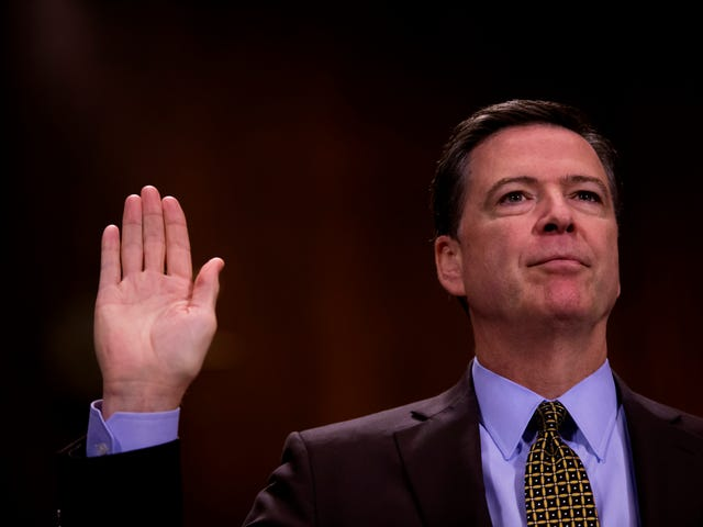 5 Takeaways From James Comey's Petty-Ass Interview