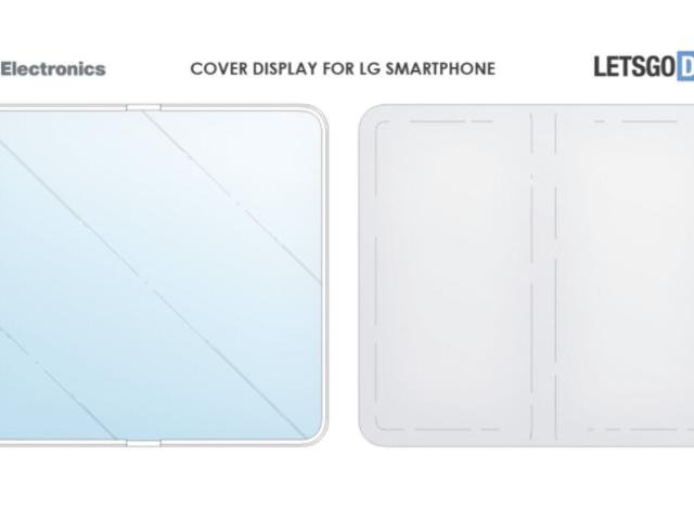 LG kunne have løsningen til design af foldetelefoner med det bedste fra Galaxy Fold og Mate X