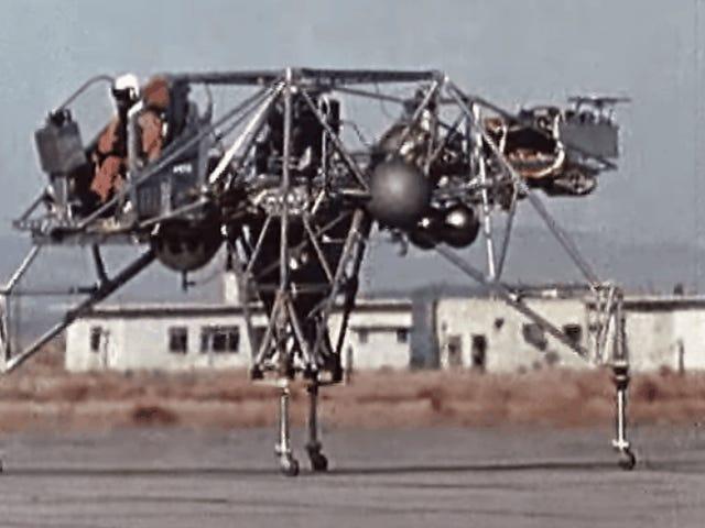 NASA Uploads Hundreds of Rare Aircraft Films to YouTube