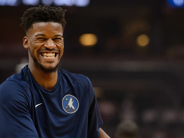 Report: Jimmy Butler Showed Up At Timberwolves Practice To Humiliate The Stars And Yell At The GM