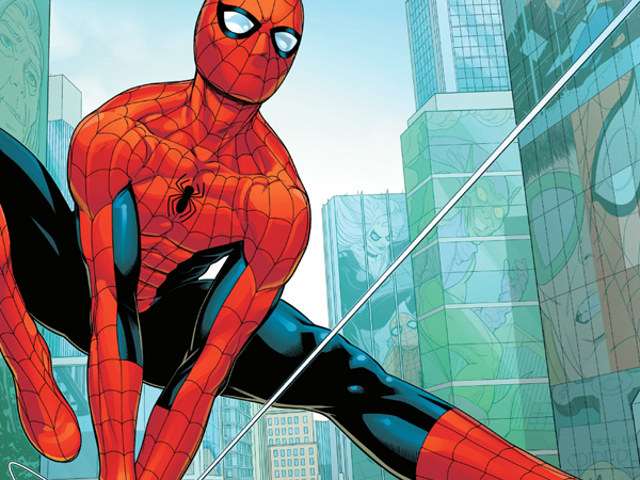 Friendly Neighborhood Spider-Man Brings Peter Parker's World Down to Earth...and Then Drops a Bomb on It