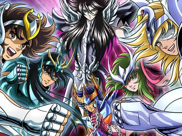Saint Seiya Live-Action film announced!