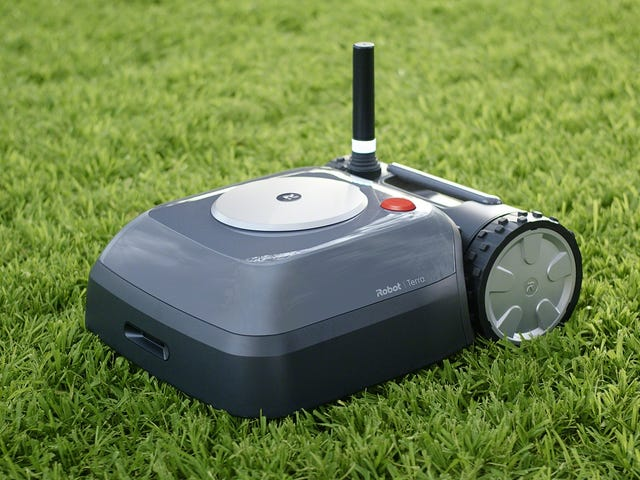 iRobot's New Robot Lawn Mower Sure Looks Like It'll Piss Off Your Neighbors