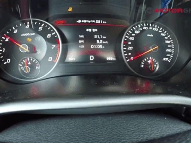 Kia Stinger 0-100 km / j dalam 4.810 Seconds (Dengan DUA PENYANG) !!!
