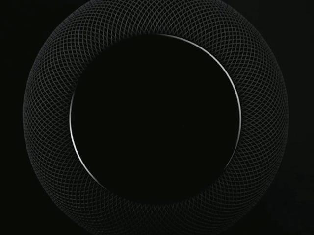 Apple Homepod: un téléphone portable pour iPhone et iPad