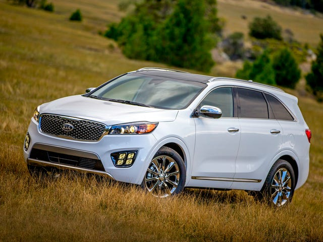 The 2016 Kia Sorento Is The Three Row Crossover For Everyone