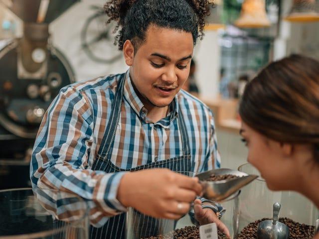 Escupir-tomar!  La demanda de café superará a la oferta en 2020