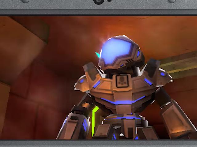 Η Nintendo υπερασπίζεται το ύφος τέχνης του αμφιλεγόμενου νέου παιχνιδιού <i>Metroid</i>